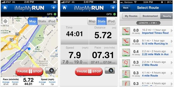 Map My Run Harrington Amp Edelman Reviews - Map my walk online